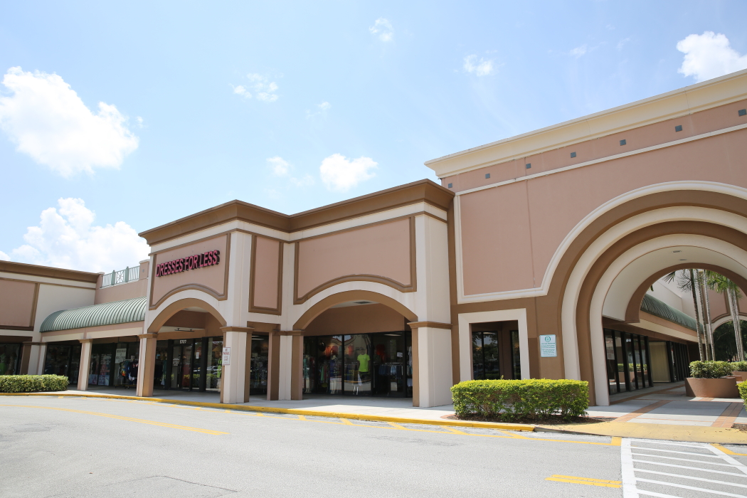 Dresses for Less, Midway Plaza, Tamarac Florida